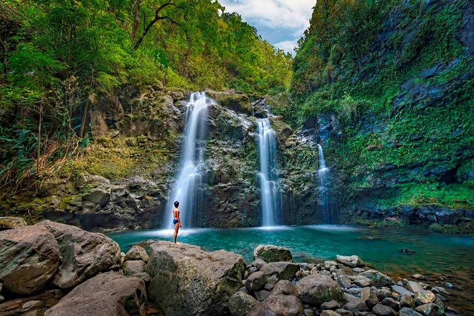 Maui Luxury Full Circle Road to Hana Waterfalls & Lunch
