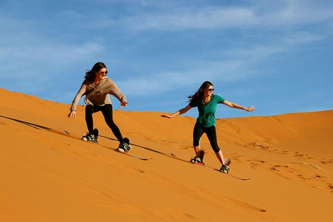 Private Red Dune Morning Safari Up To 5 Pax