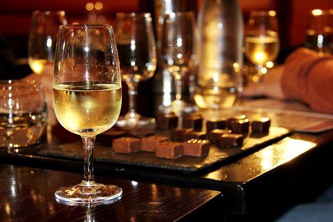 Private Wine and Chocolate Tasting in Paris