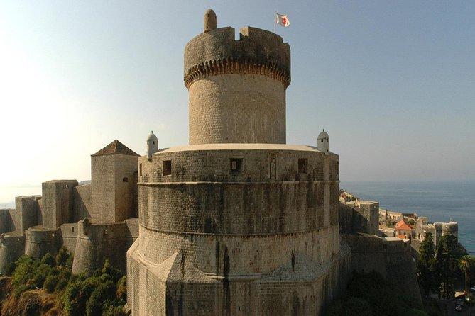 Dubrovnik Medieval Walls Walking Tour