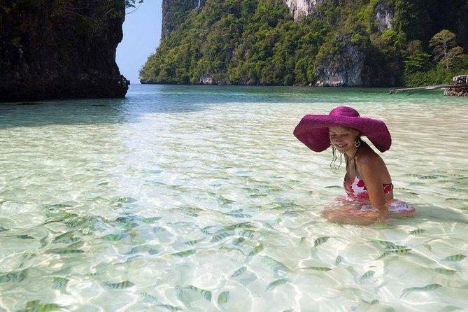 Blu Anda Catamaran to Koh Hong, Krabi