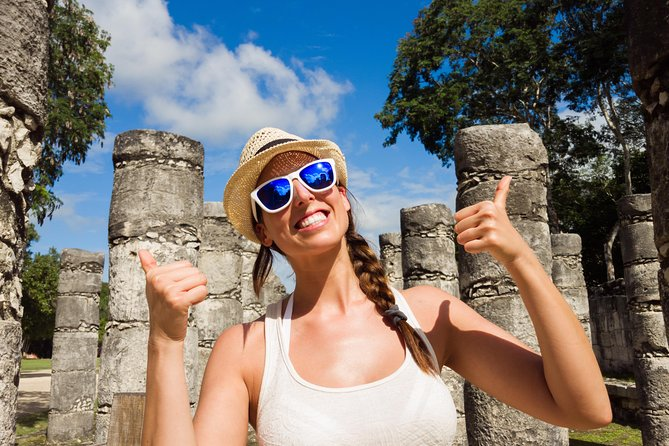 Chichen Itza Guided Historical Tour with Lunch