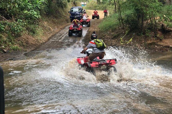 BEST ATV Tour Mountain & Beach From Tamarindo -Flamingo Beach