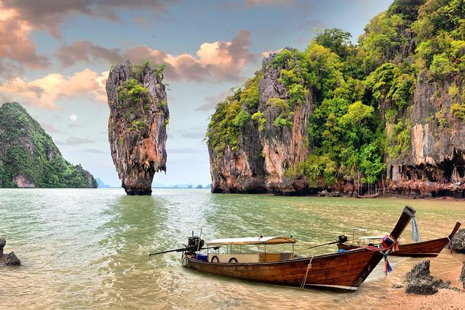 James Bond Island Sea Canoe Tour by Longtail Boat from Phuket with Lunch