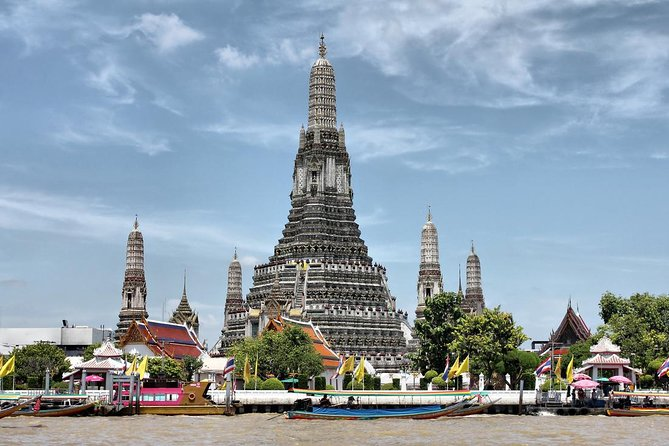 Private Tour : Bangkok Three Temples and The City (Multi Languages)