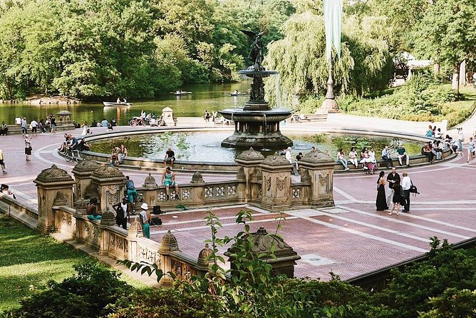 Central Park New York Guided Walking Tour - Private Tour