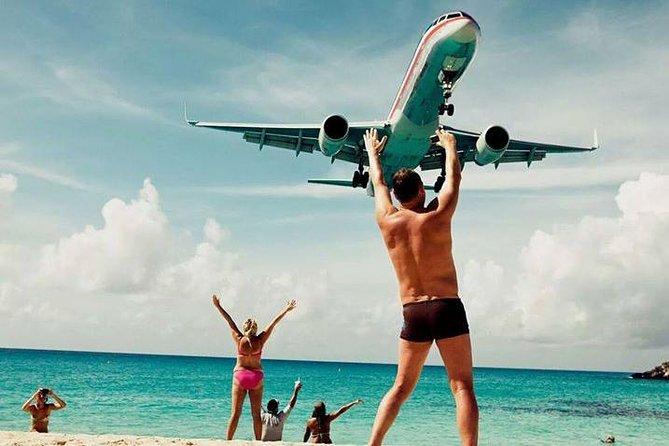 St Maarten Shore Excursion: Orient Beach, Marigot and Maho Beach