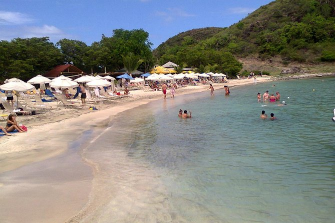 St. Kitts Shore Excursion: City and Beach Tour