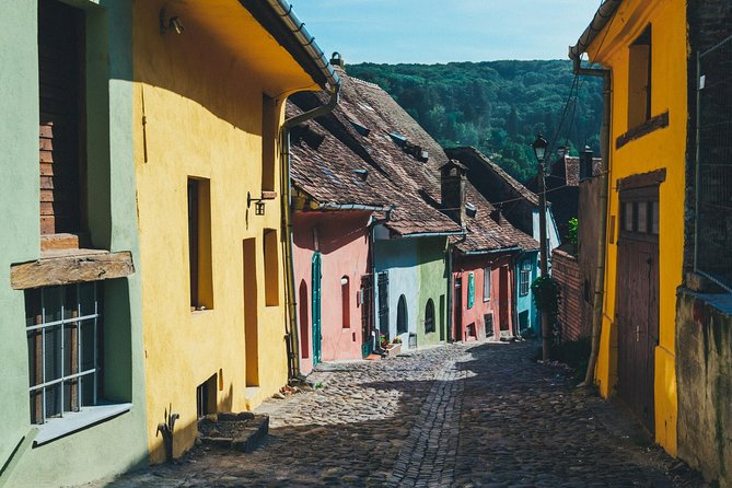 Sighisoara Private Tour: Medieval Citadel & City Center Exploration Game