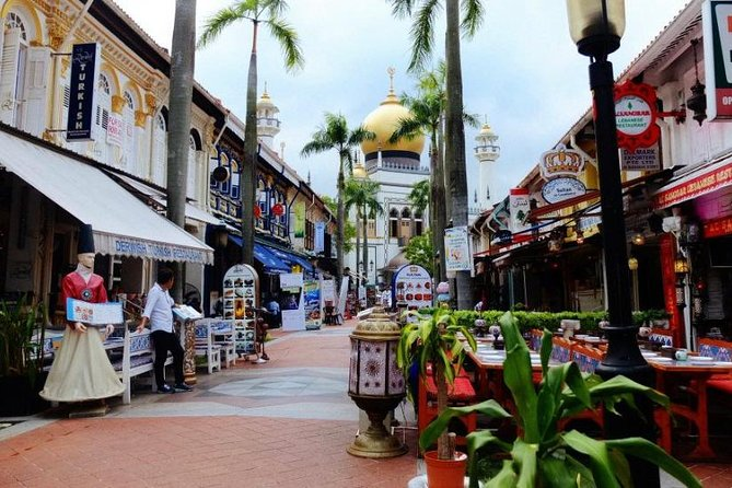 Private Singapore Full Day Round Island Tour with River Cruise