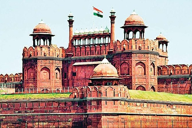 Red Fort Skip-the-Line E-tickets & guide