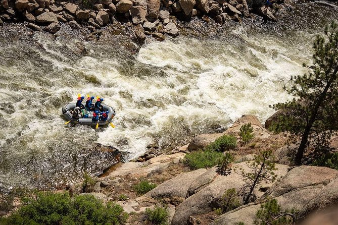 Browns Canyon Half Day Raft Trip - 10am