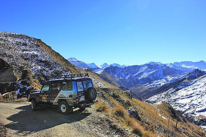 Skippers Canyon Half Day Private 4WD Charter from Queenstown