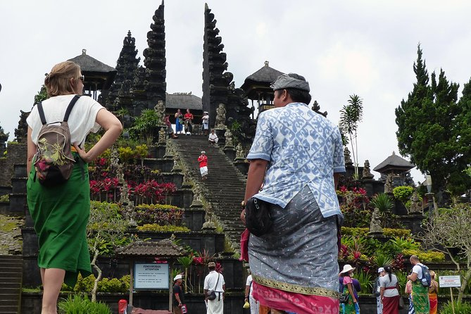 Mother Temple, Besakih and East Bali Tour by AGUS