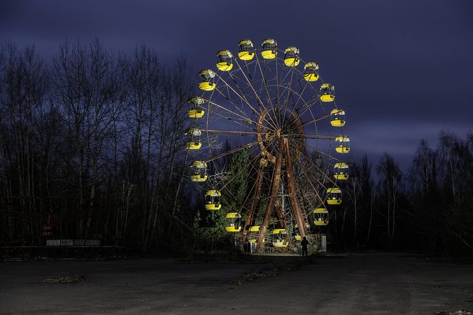 Full day group tour to Chernobyl and Prypiat