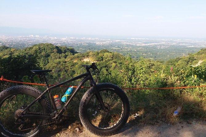 Fat Bike Mountain Tour in Puerto Vallarta to the Mirador Lookout
