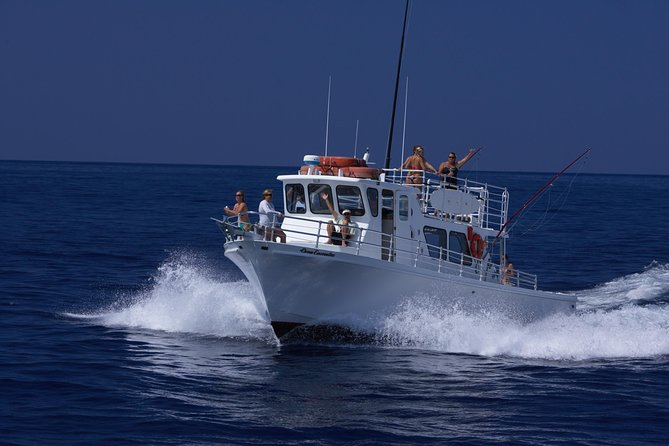 Kona Sport-Fishing Large Group Private Charter - 6 Hours