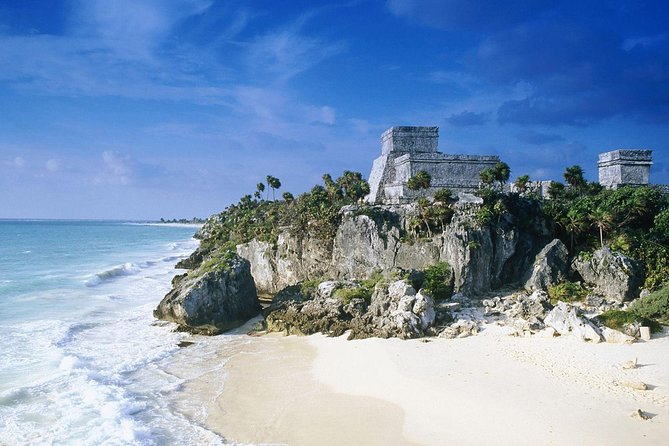 Tulum, Coba, Cenote & Mother Nature with Lunch