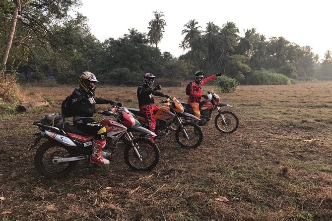 DIRTY RIDERS, motorcycle off-road tours in Goa