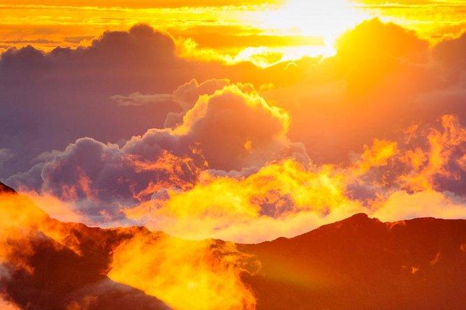 Haleakala Sunrise Best Self-Guided Bike Tour with Bike Maui