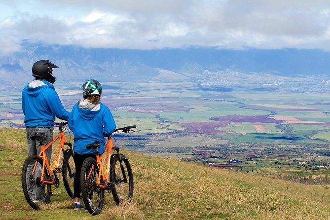 Haleakala Express Self-Guided Bike Tour with Bike Maui