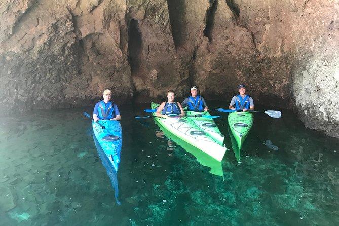 3 hour Emerald Cave Kayak Tour - Self Drive Special