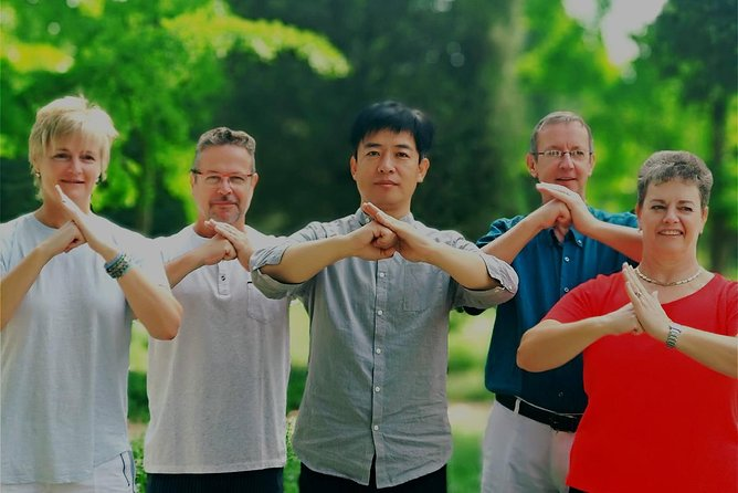 Beijing Private Tai Chi Class
