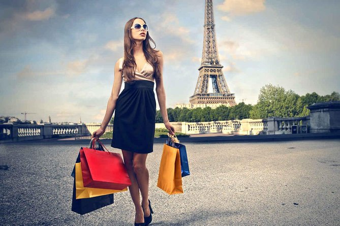 Full Day Paris Shopping By Luxury Car