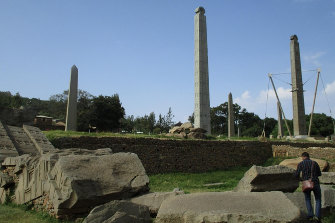 Axum - Private Sightseeing Guided Tour of Axum