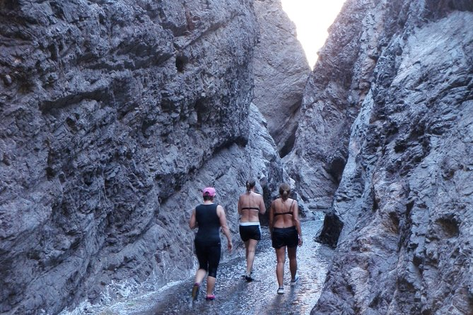 Hiking Adventure in White Rock Canyon and Desert Hot Springs