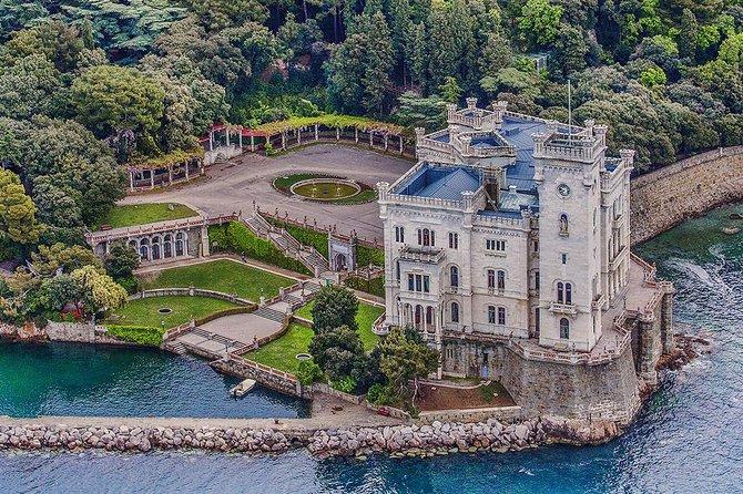 Miramare Castle Entrance Ticket