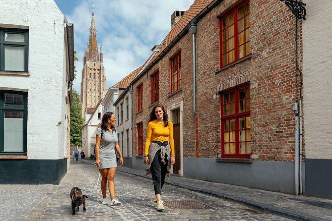Bruges Private 90 minutes Kickstart Tour