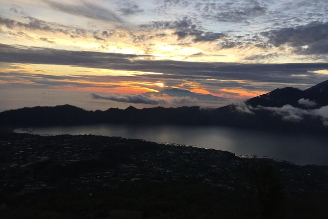 Full-Day Mount Batur Hiking and White Water Rafting Tour