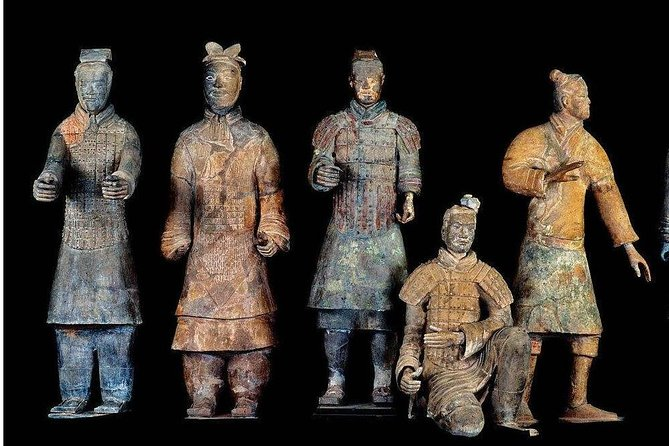 Private Half Day Tour to Terracotta Warriors with English Speaking Driver
