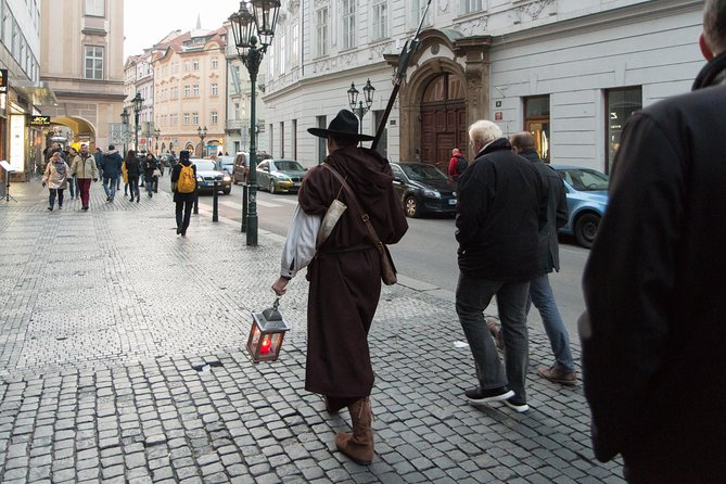Nightwatchman of Prague