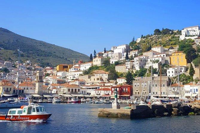 1 Day 3 Greek Islands Cruise Tour