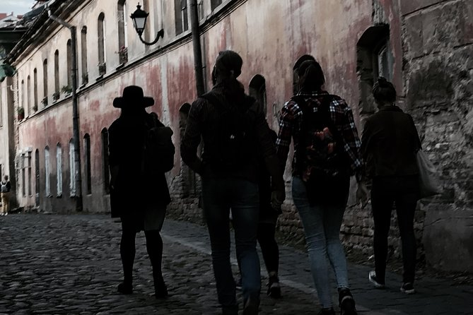 Vilnius Guided Ghost Walking Tour