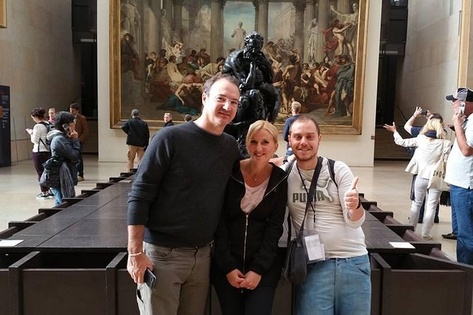 Private 2-Hour Guided Tour in Orsay Museum Paris