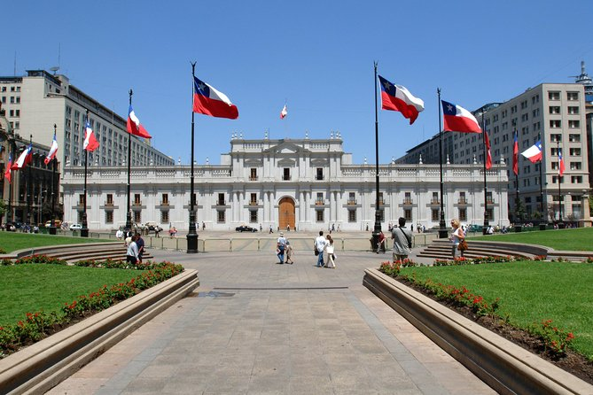 Half-Day Small-Group Panoramic Santiago Tour