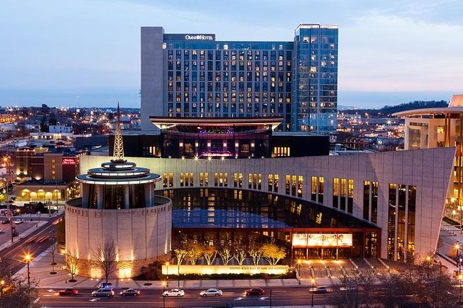 Country Music Hall of Fame and Museum Admission