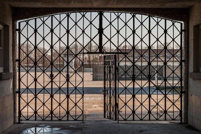 Private Dachau Concentration Camp Memorial Site Tour from Munich