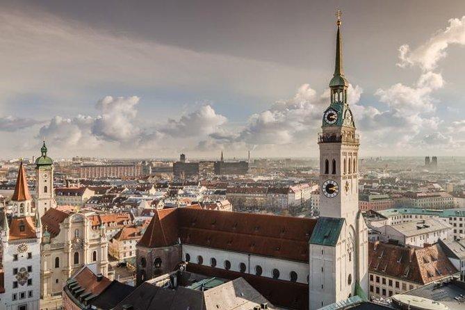 Private Munich Walking Tour