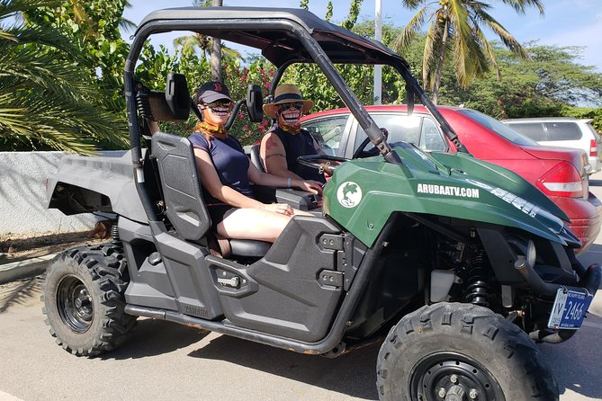 Self Guided Off-road UTV Tour (2-seat) (NO ACCESS TO ARIKOK PARK)