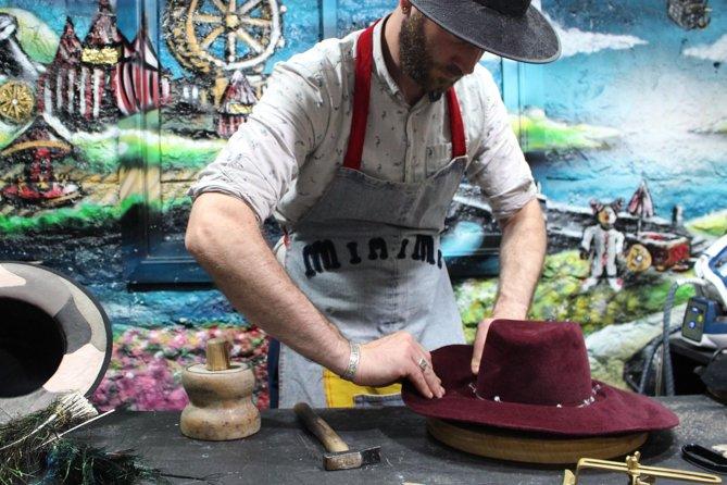 Faire son chapeau sur mesure - Unique Hats Workshop Made to Measure