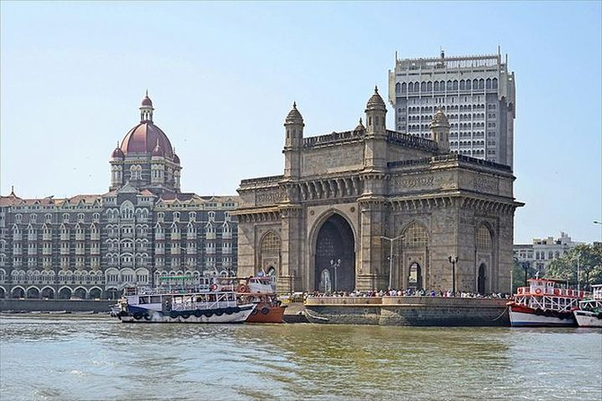 Private Full Day City Tour of Mumbai