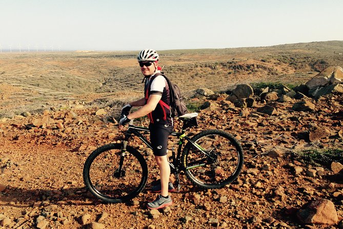 Personal Advanced Mountain Biking Tour in Aruba