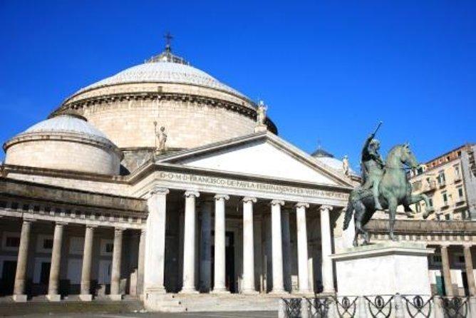 Naples City and Pompeii Half Day Sightseeing Tour