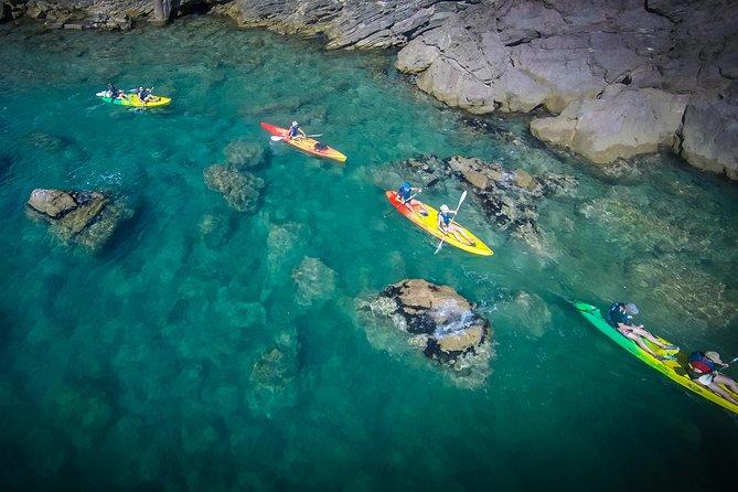 3 Hour of Sea Kayak Trip in the Creeks of Sete
