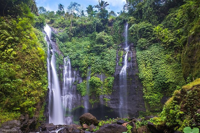 Private Sekumpul Waterfalls Trekking Tour