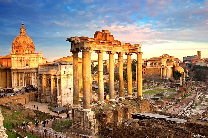 V.I.P. Small Group Colosseum & Ancient Rome